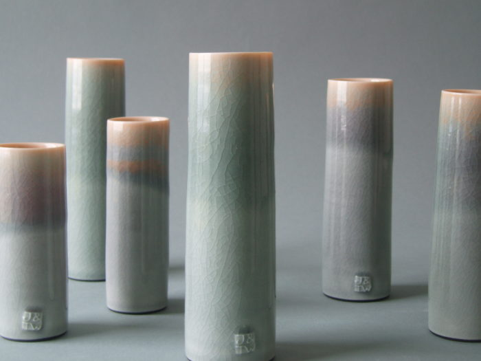 james & tilla waters vases