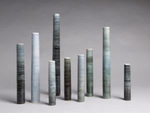 Thin Vases James Tilla Waters
