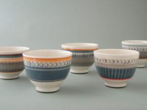 dec. teabowls
