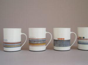 dec. med mugs