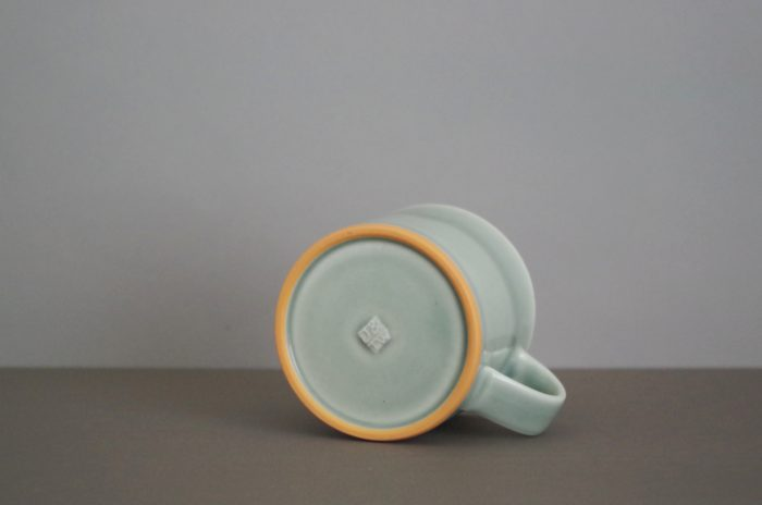 grey orange low coffee by James and Tilla Waters