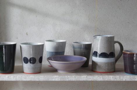 new reduced stoneware range samples