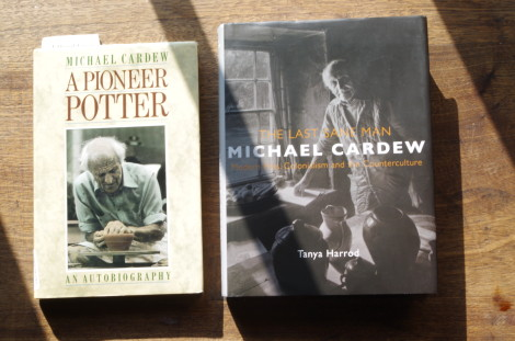 two Michael Cardew books