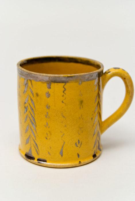 silver_lustreware_canary_ware_child_mug_vertical_leaf_vine_decoration04