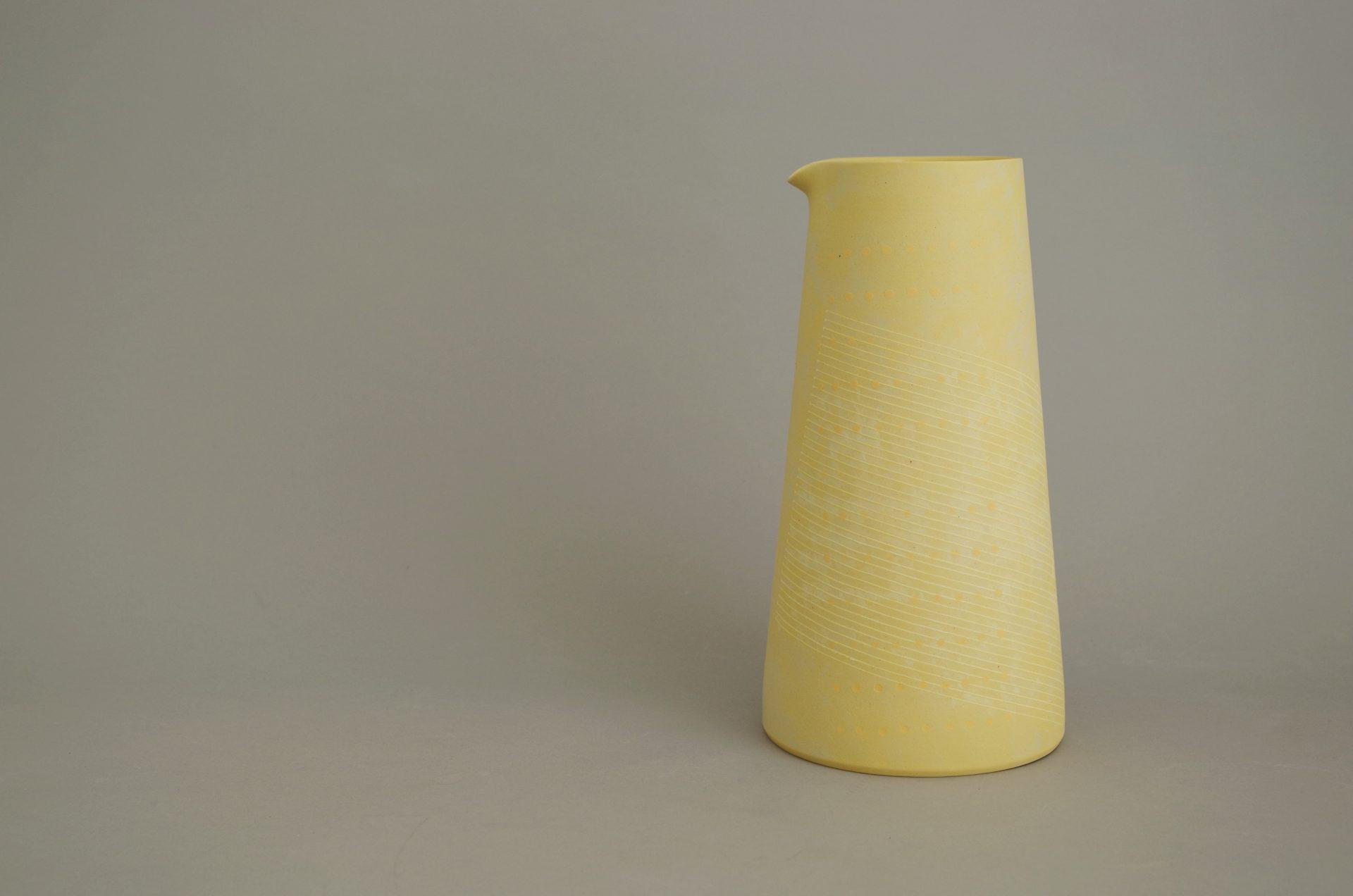 #139 yellow arabesque